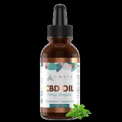 Full spectrum CBD oil from Omnia Naturals