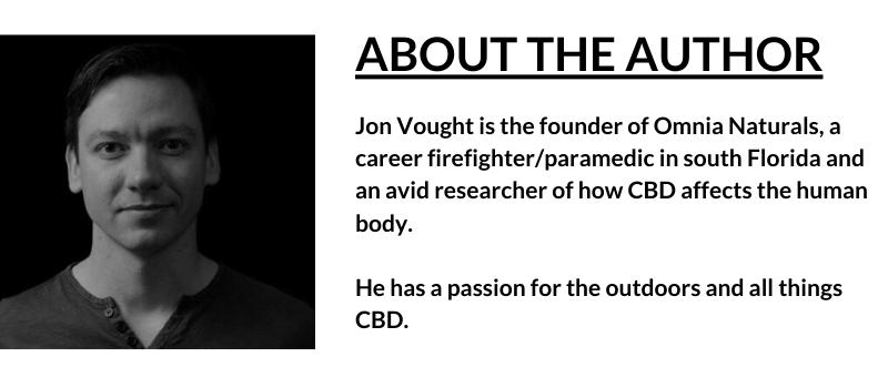 a short bio of Jon Vought