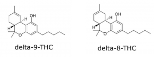 delta 8 and delta 9 chemical compounds