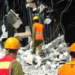 first responders at a critical incident